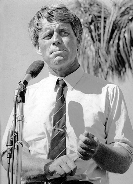 Robert Kennedy Hairstyle  Best Haircuts